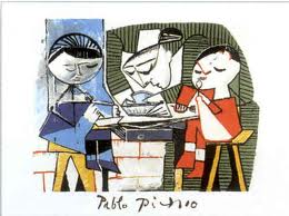 The Children's Meal by Pablo Picasso (1903)