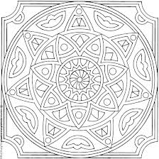 islamic tile design - Art Templates For Kids