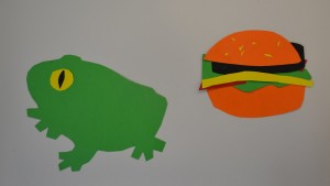 Papercut illustrations made at the Children's Art School holiday art course led by Pencil and Help