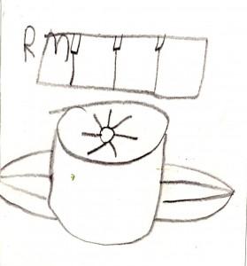 Rosie m logo