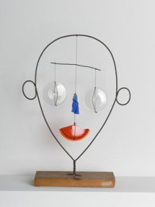 Alexander Calder, Little Face, c.1943