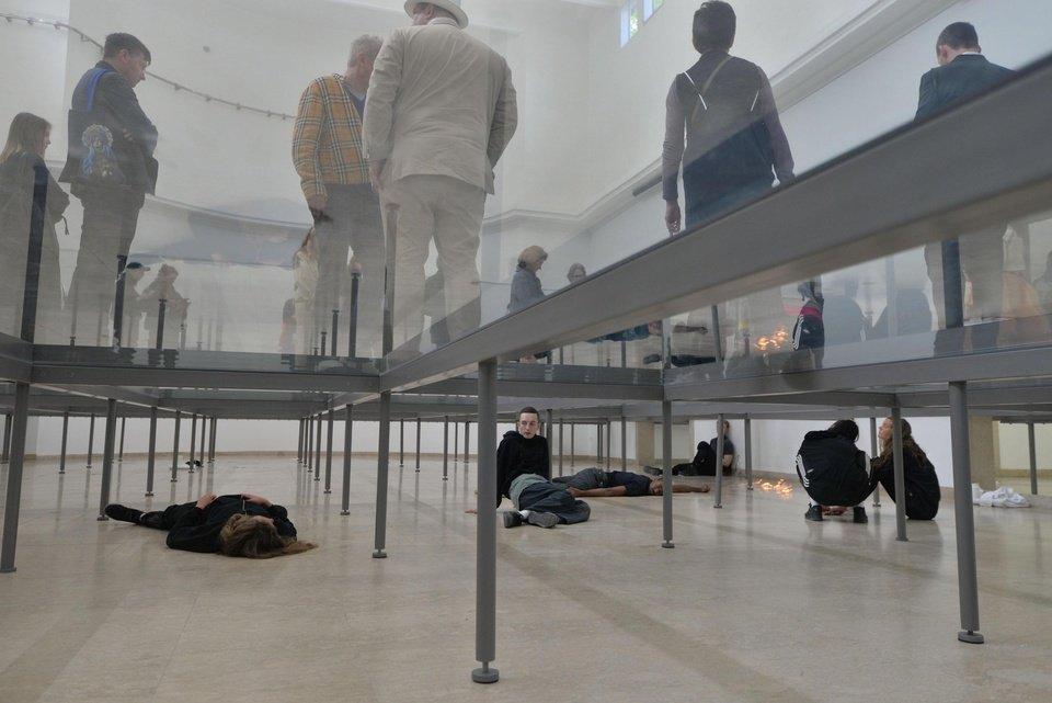 Italy Biennale of Arts